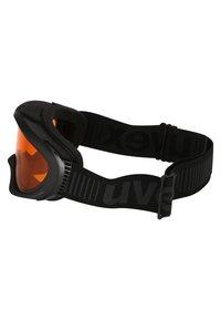 Uvex - COMANCHE - Ski goggles - black - 4