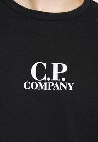 C.P. Company - Top sdlouhým rukávem - black - 5