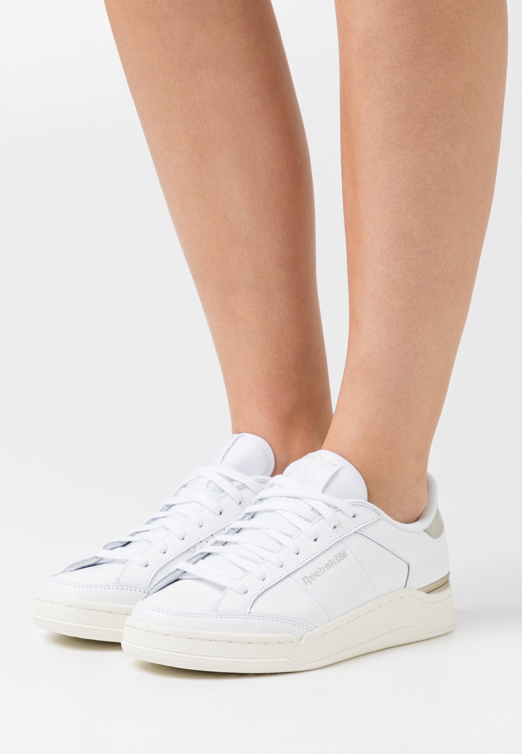 Women COURT - Trainers - footwear white/grey/chalk