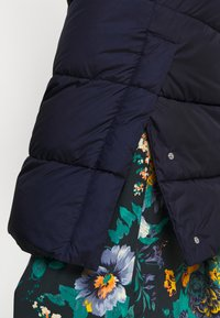 Marc O'Polo DENIM - LONG PUFFER COAT - Winter jacket - scandinavian blue - 4
