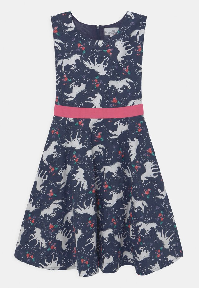 ECO  - Cocktail dress / Party dress - navy