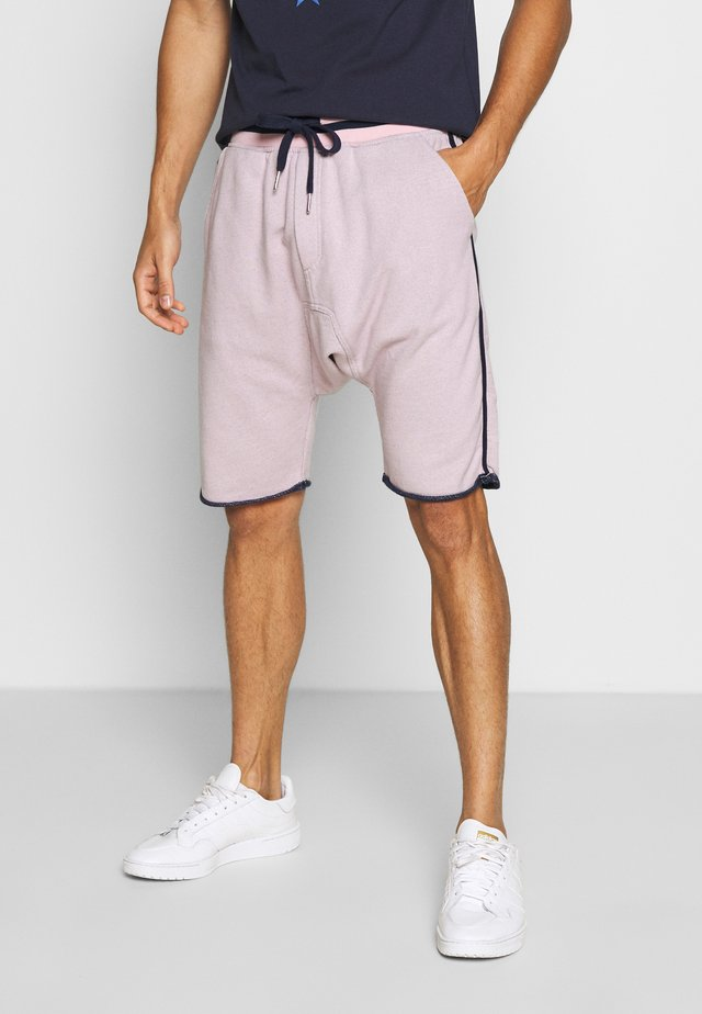 Shorts - pink/blue/navy