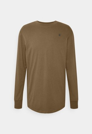 LASH R T L\S - Long sleeved top - wild olive