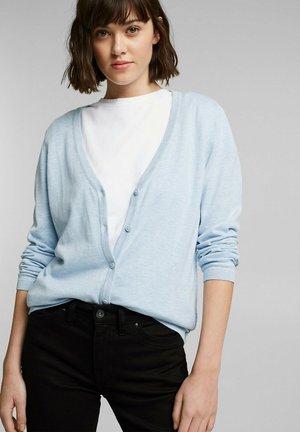 COO - Cardigan - light blue lavender