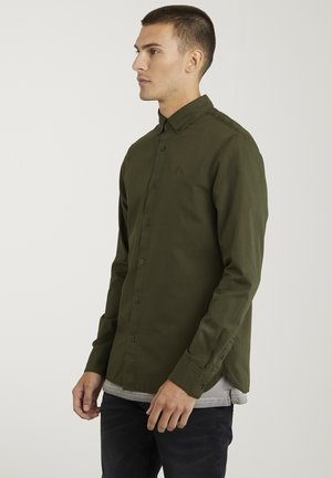 NEWTON.L BASE - Shirt - green