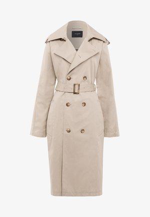 PLATANO - Trenchcoat - beige grey