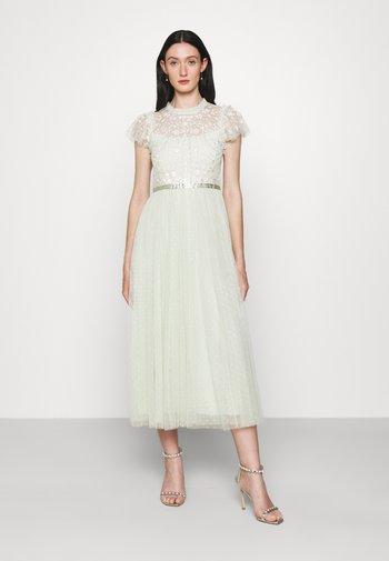 GISELLE BALLERINA DRESS EXCLUSIVE - Koktejlové šaty/ šaty na párty - mint/champagne