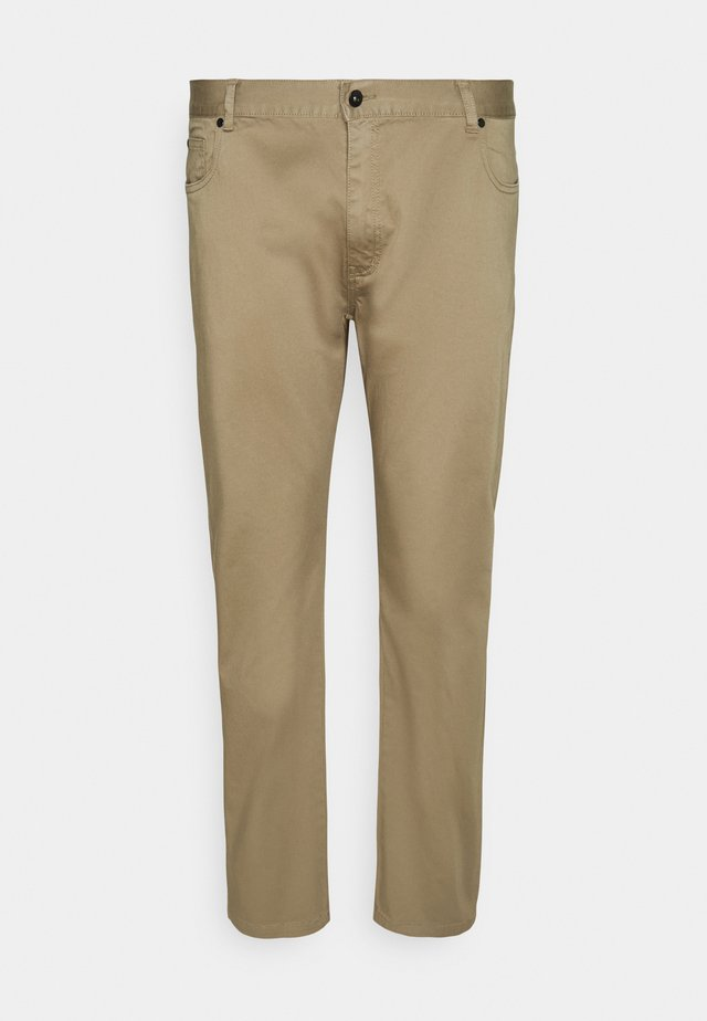 BENNY PANT - Chinos - sand