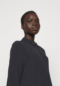 Bruuns Bazaar - LILLI VALENTINA  - Shirt dress - black - 4