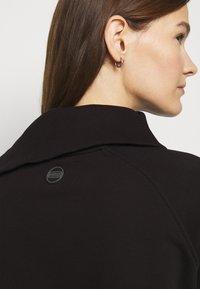 Barbour International - ECLIPSE OVERLAYER - Sweatshirt - black - 3