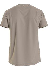 Tommy Jeans - Print T-shirt - beige - 2