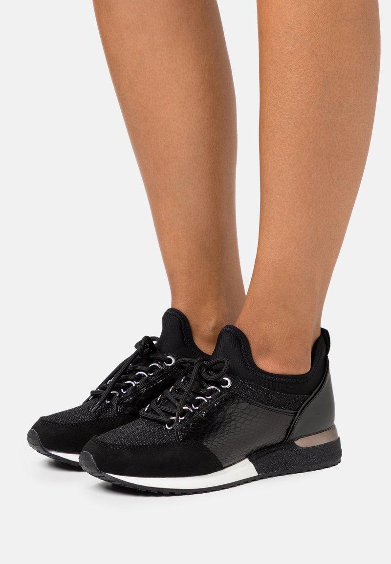 ALDO - COURTWOOD - Zapatillas - black