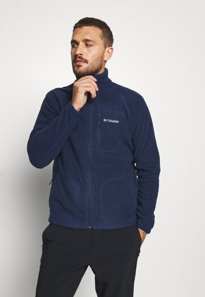 FAST TREK™ II FULL ZIP - Kurtka z polaru - collegiate navy