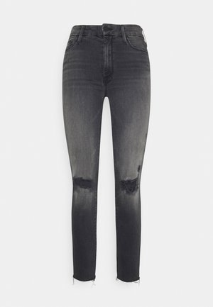 LOOKER ANKLE FRAY - Jeans Skinny Fit - burned out lanterns