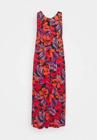 Simply Be - VEST DRESS - Maxi dress - red - 5
