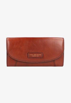 CAMILLA - Wallet - brown-gold
