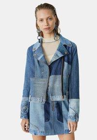Desigual - Veste en jean - blue - 0