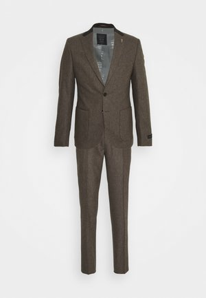 SILVANNUS SUIT SET - Completo - brown