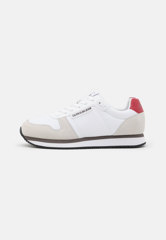 RUNNER LACEUP - Zapatillas - bright white