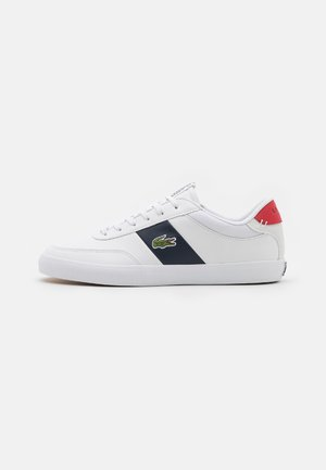 COURT-MASTER  - Trainers - white/navy/red