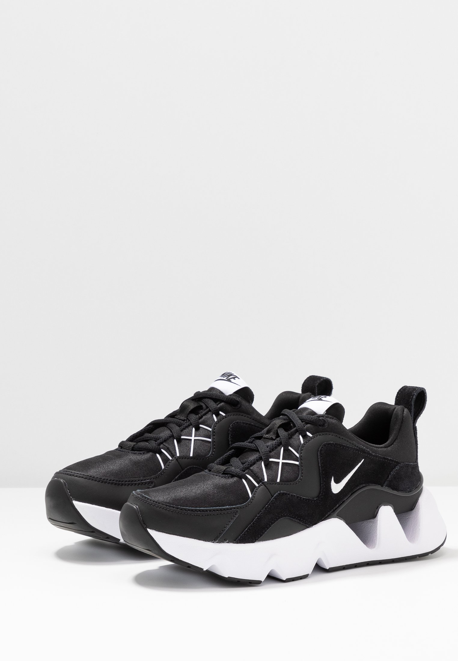 Nike Sportswear RYZ Joggesko blackwhitesvart Zalando.no