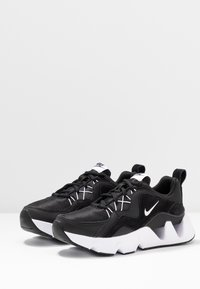 Nike Sportswear - RYZ - Sneaker low - black/white - 4