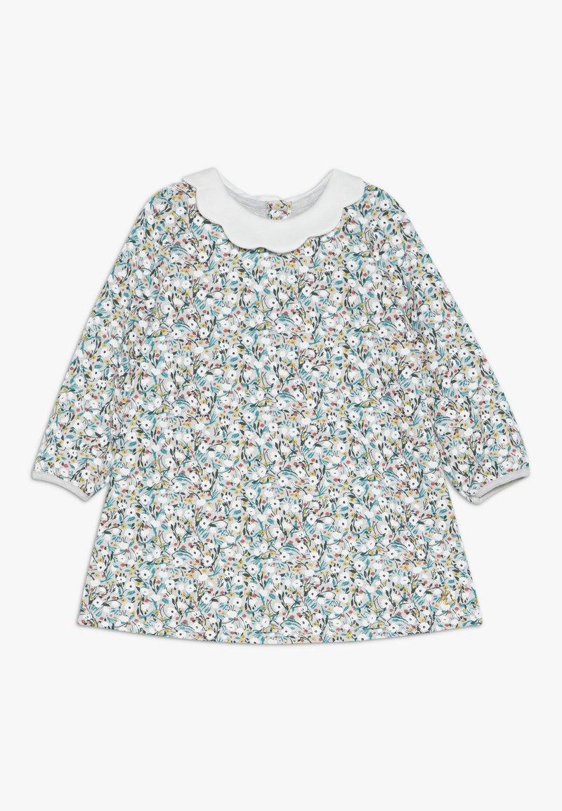 Petit Bateau - ROBE BABY - Day dress - beluga/multicolor