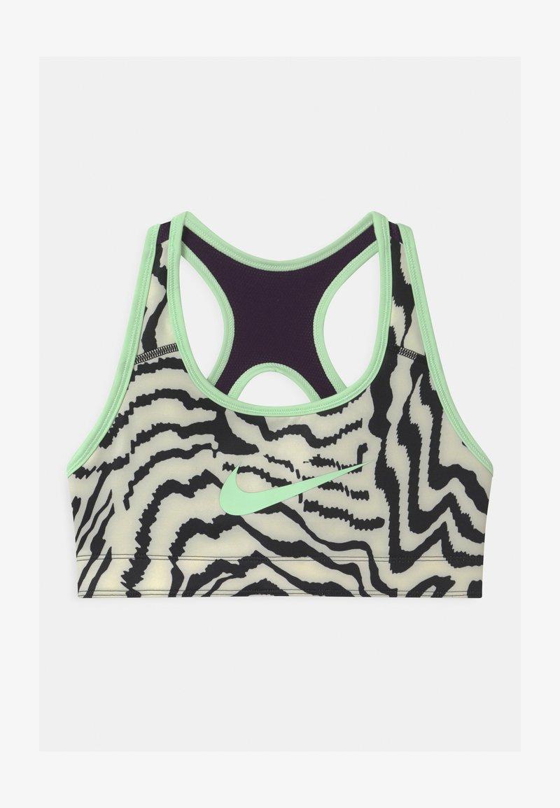 Nike Performance - Sports bra - grand purple/vapor green