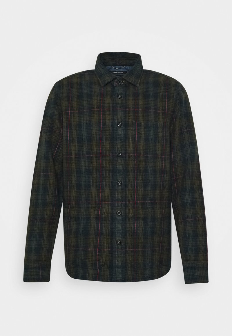 Marc O'Polo - LONG SLEEVE - Summer jacket - multi/rosin