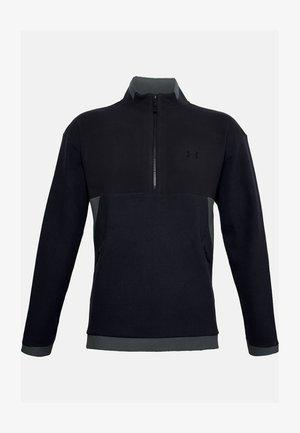 RECOVER  - Fleece jumper - black