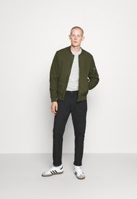 Jack & Jones - JJBILL JACKET - Bomber Jacket - forest night - 1