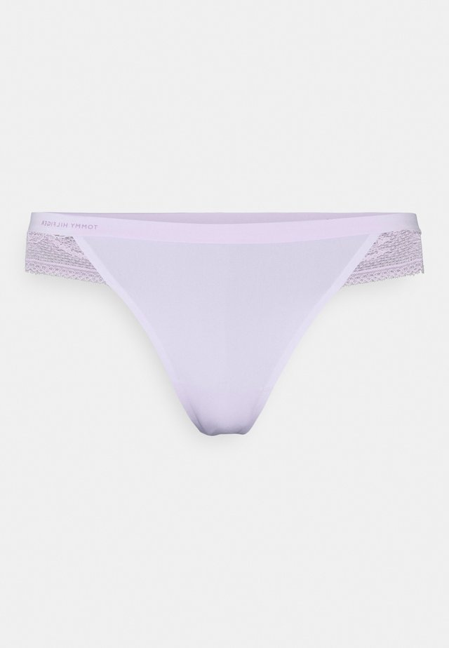 TAILORED COMFORT THONG - String - lilac ice