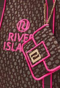 River Island - SET - Tote bag - brown - 3