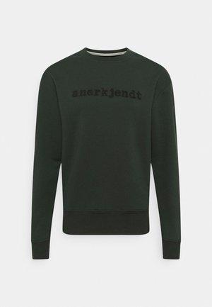 TRISTIAN LOGO - Sweater - deep forrest