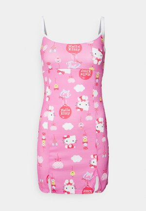 YING YANGBALLOON DRESS - Vestido informal - pink