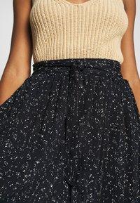Kaporal - BASMA - A-line skirt - black - 4