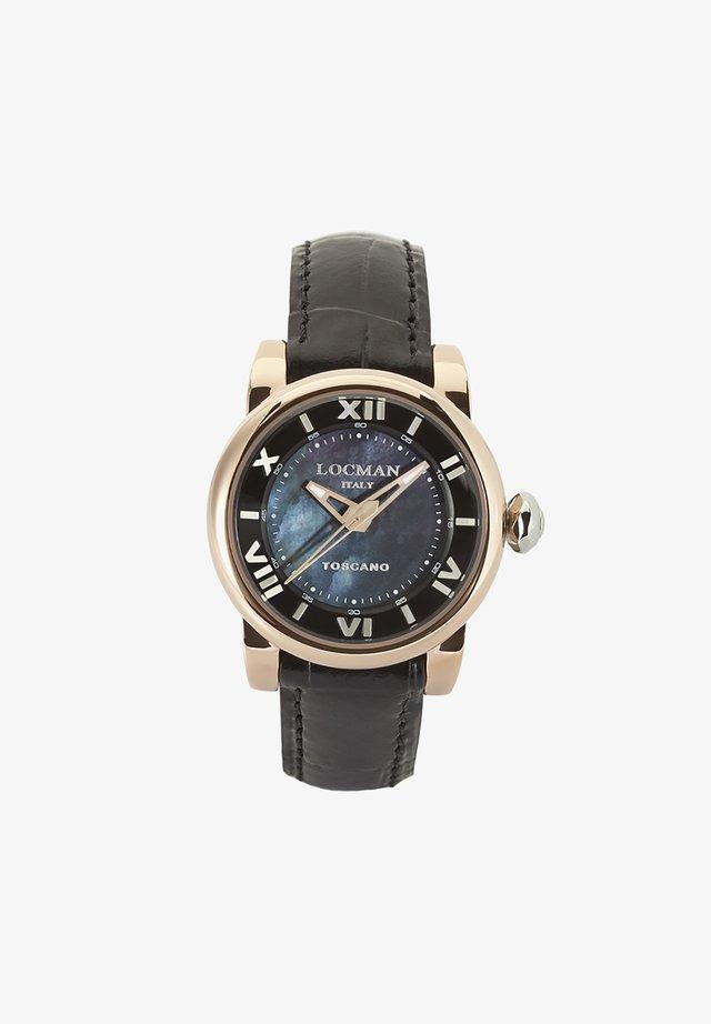 ITALY  - Horloge - schwarz
