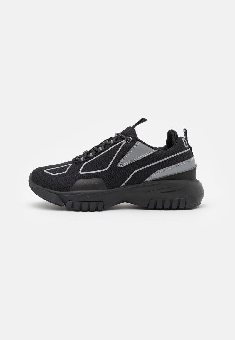 all in - XOX UNISEX - Trainers - black
