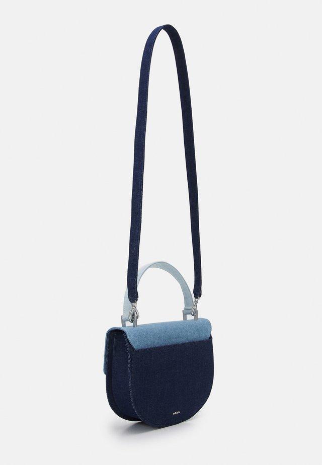 VOS CROSSBODY - Handbag - indigo multi