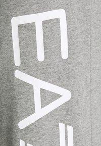 EA7 Emporio Armani - Tracksuit bottoms - grey/white - 6