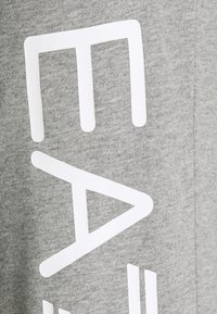 EA7 Emporio Armani - Pantaloni sportivi - grey/white - 6