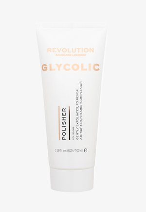 GLYCOLIC ACID GLOW POLISHER - Face scrub - -