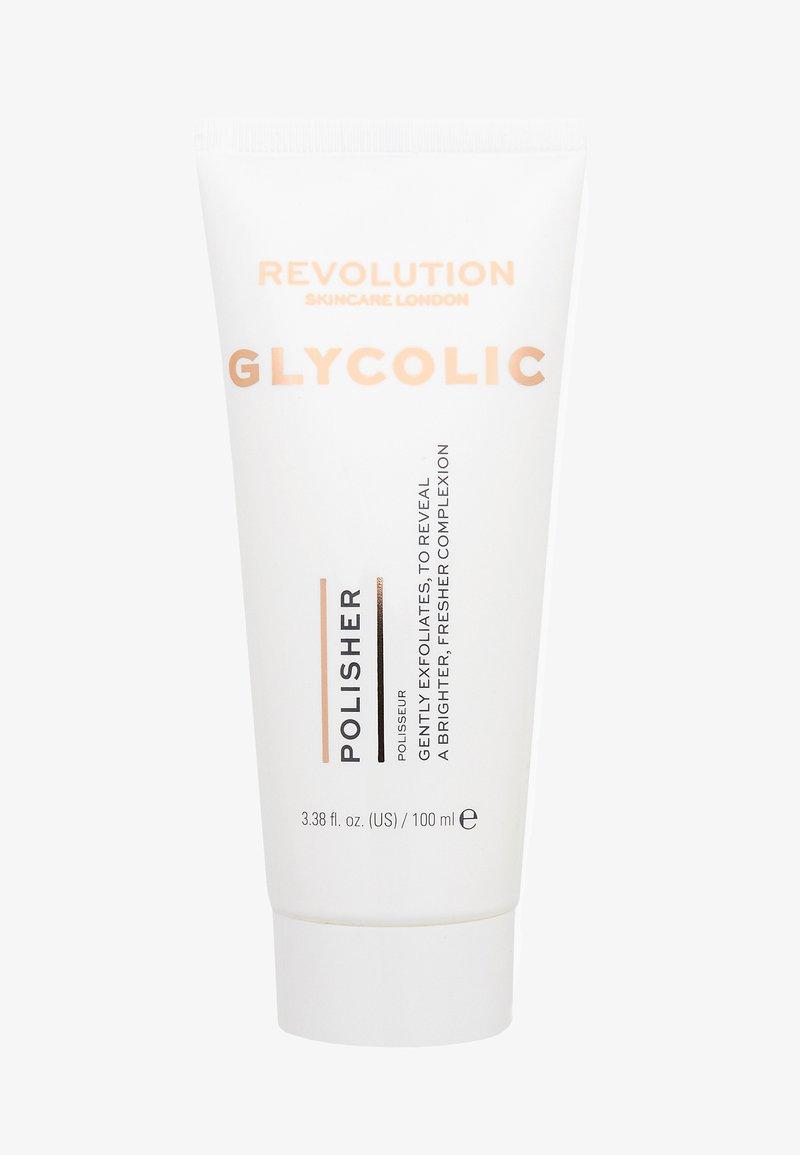 Revolution Skincare - GLYCOLIC ACID GLOW POLISHER - Face scrub - -