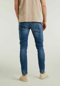 CHASIN' - CARTER  - Slim fit jeans - blue - 1