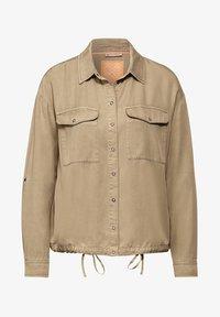 Street One - Button-down blouse - beige - 3