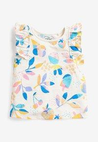 Next - 5 PACK - Print T-shirt - blue - 4