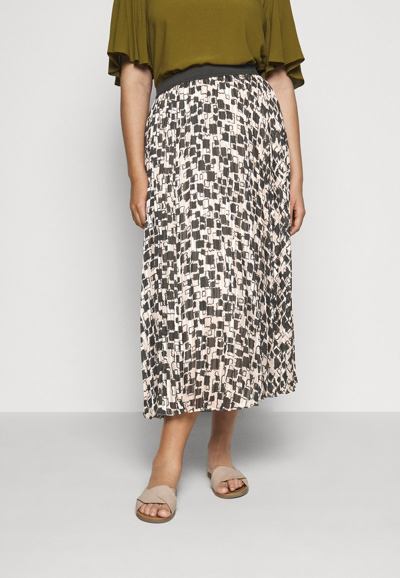 Persona by Marina Rinaldi - CAIRO - A-line skirt - multi-coloured