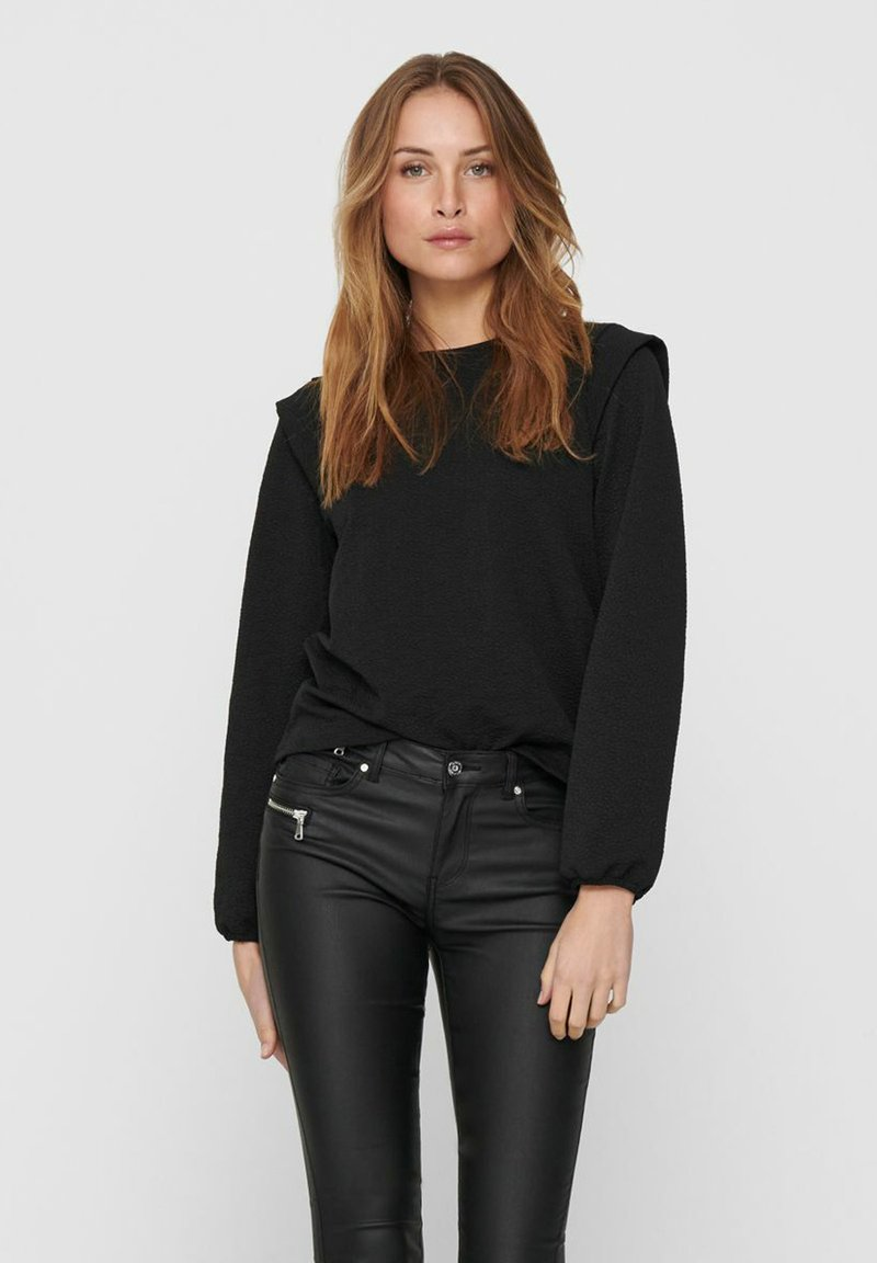ONLY - Blouse - black