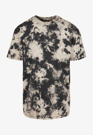 OVERSIZED  - Print T-shirt - schwarz