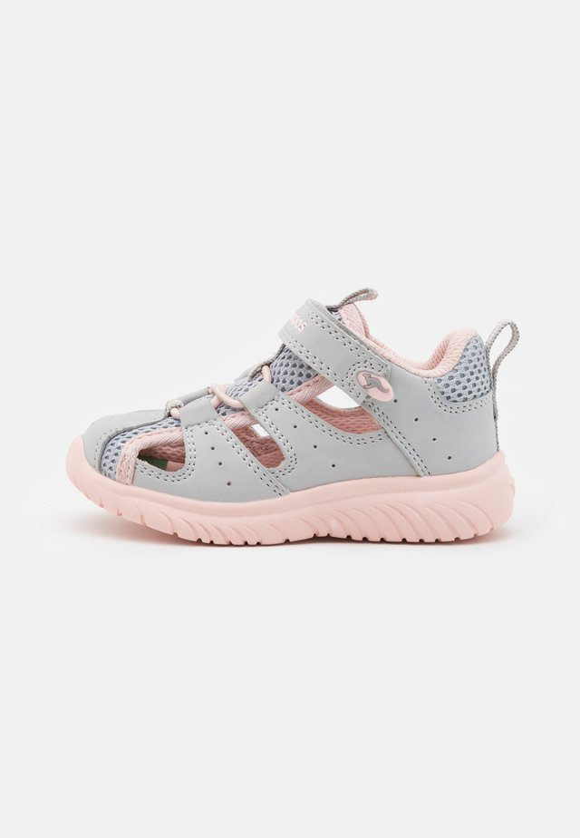ROCK LITE  - Sandaler - vapor grey/dusty rose mono